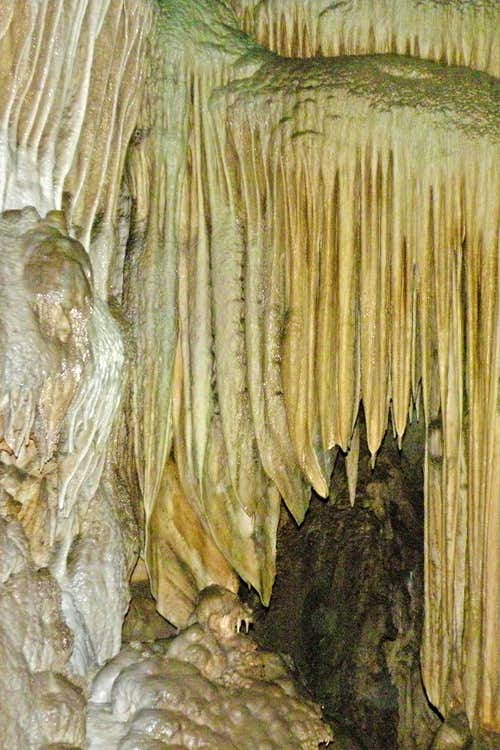 cave curtains