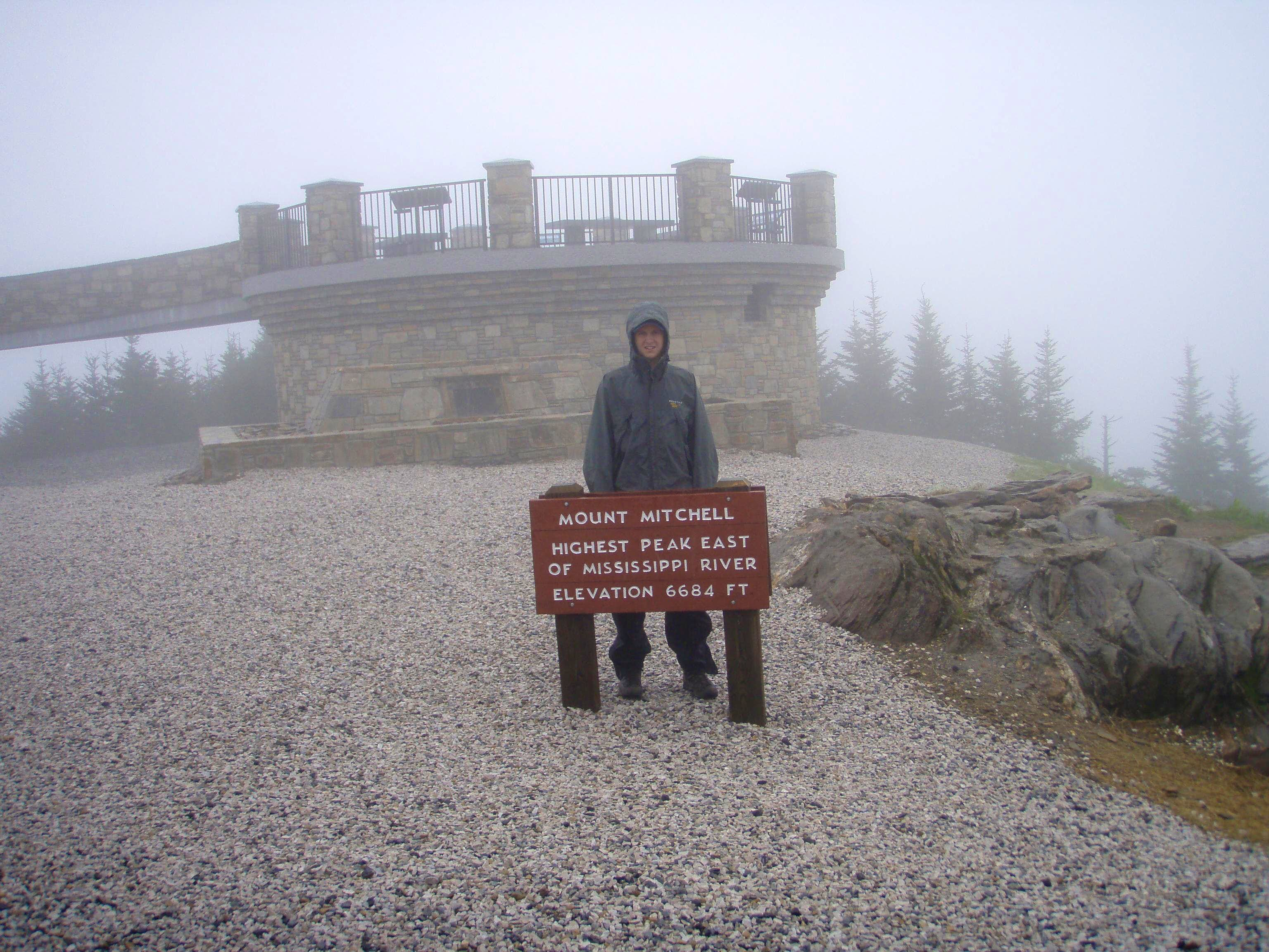 Mount Mitchell Trip Report