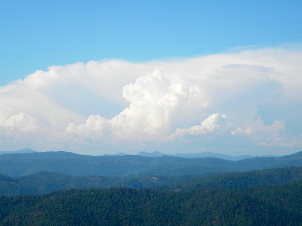 Sierra Storm Forming