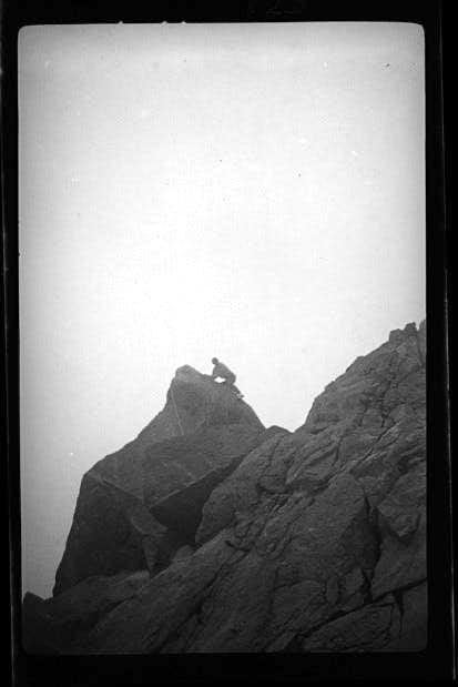 Underhill Descending Thunderbolt 1931