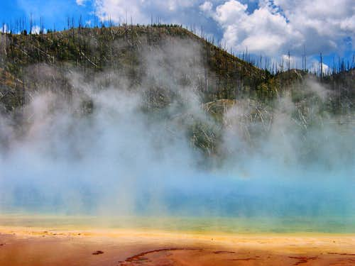 Your one best Yellowstone National Park photo