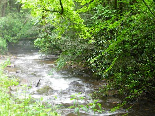 Wayah Creek