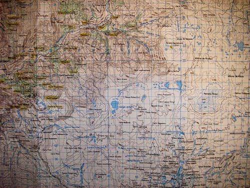 Area Topo Map