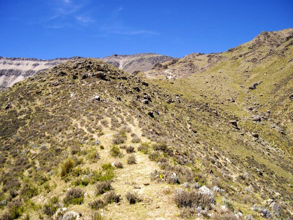 Follow This Ridge Up