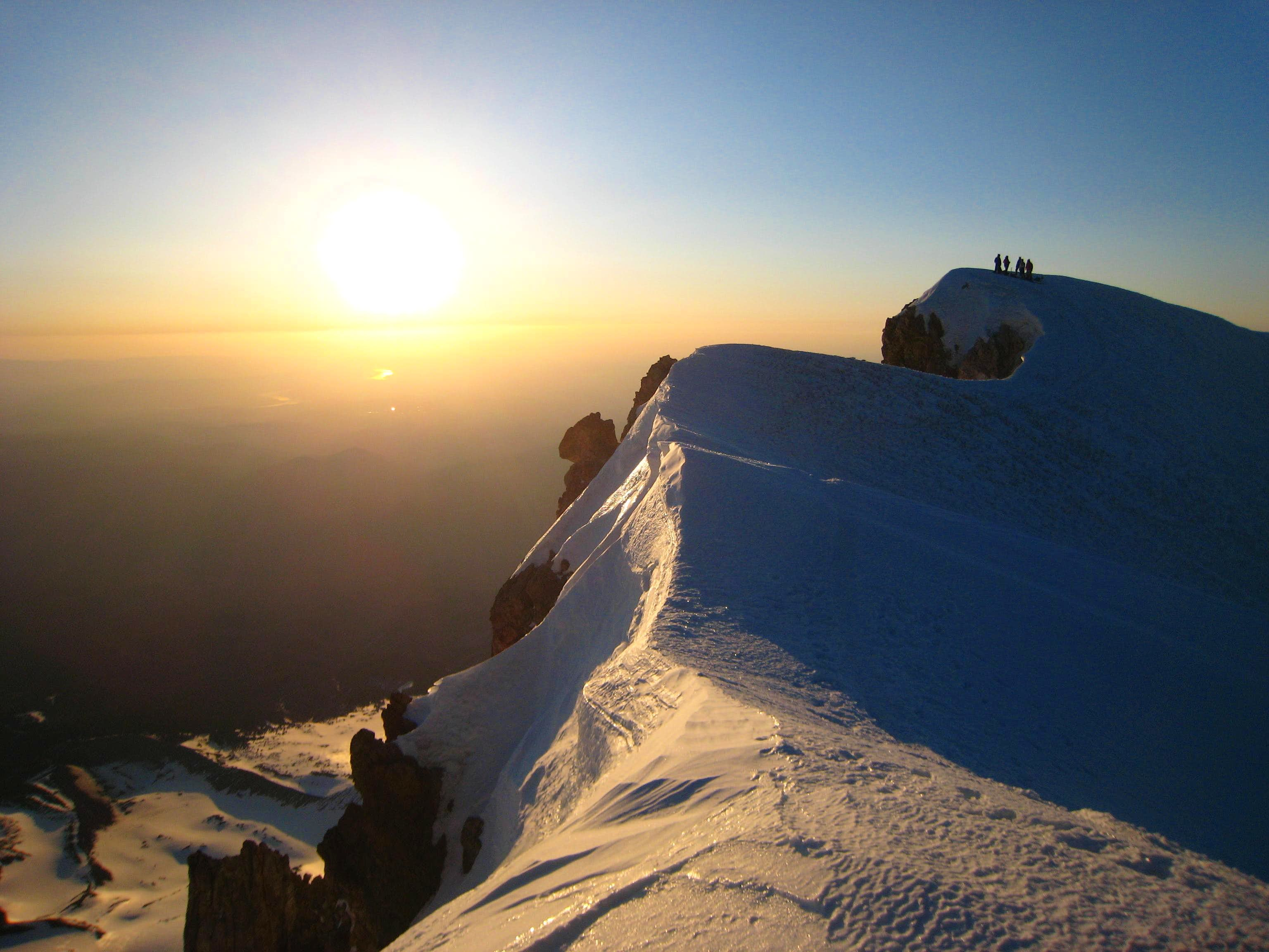 Mount Hood Current Conditions Page