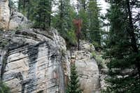 Upper Box Cliffs