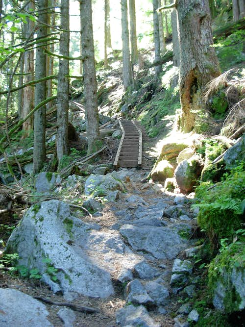 Lake Serene Trail
