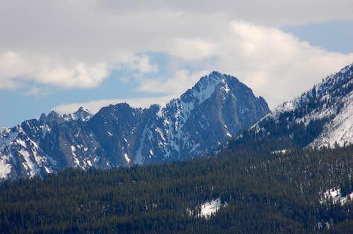 Horstmann Peak