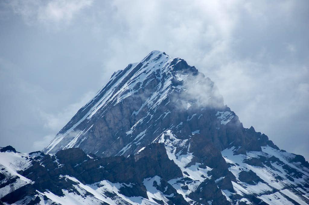 Mt. Church- NW Ridge