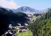 Gruiul (2,345m)