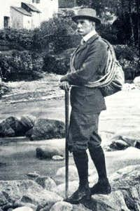 Henri Brulle, one of Russell s guides, one of Russell s friends