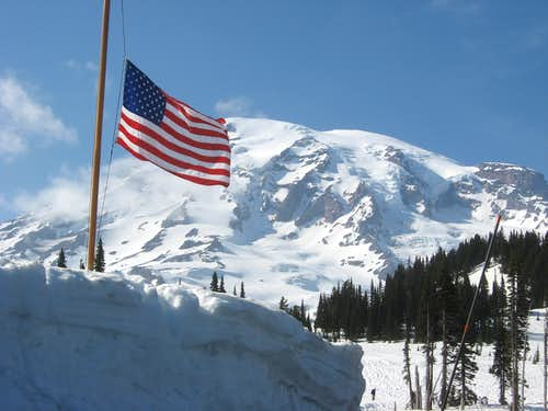 Memorial Day on Rainier
