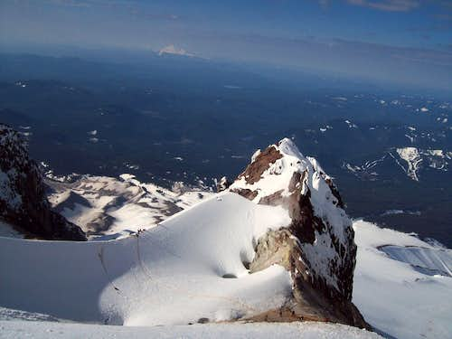 Views from Mt. Hood