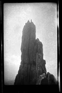 1931 Eichorn/Dawson First Ascent