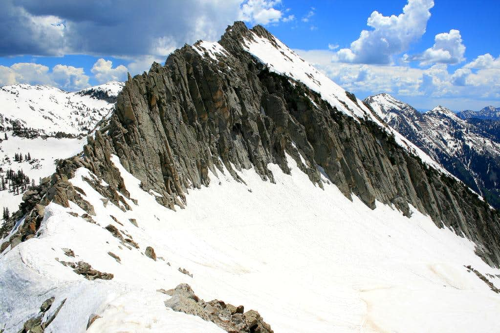 Bighorn Peak  (Upper Bells Peak)
