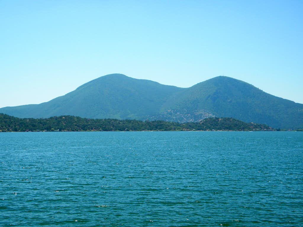 Clear lake and mt konocti photos diagrams topos for Clear lake
