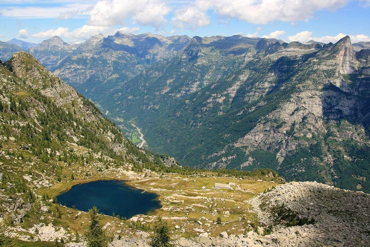 Lago del Starlaresc