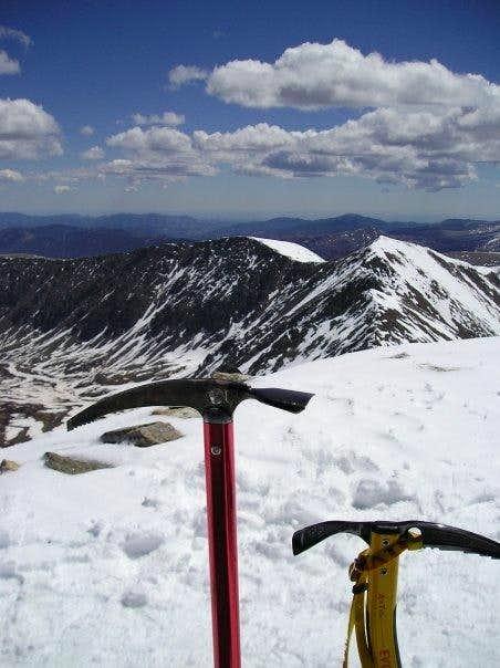 Grays Peak Summit