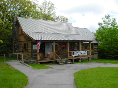 Brasstown Bald General Store