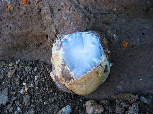 Interesting rock specimen