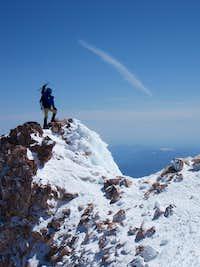 Summit of Shasta