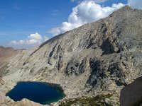 Sawtooth Peak, Upper Monarch Lake