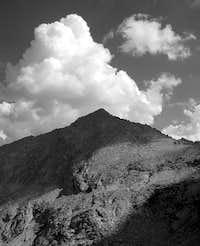 Thunderstorm, Sawtooth Peak
