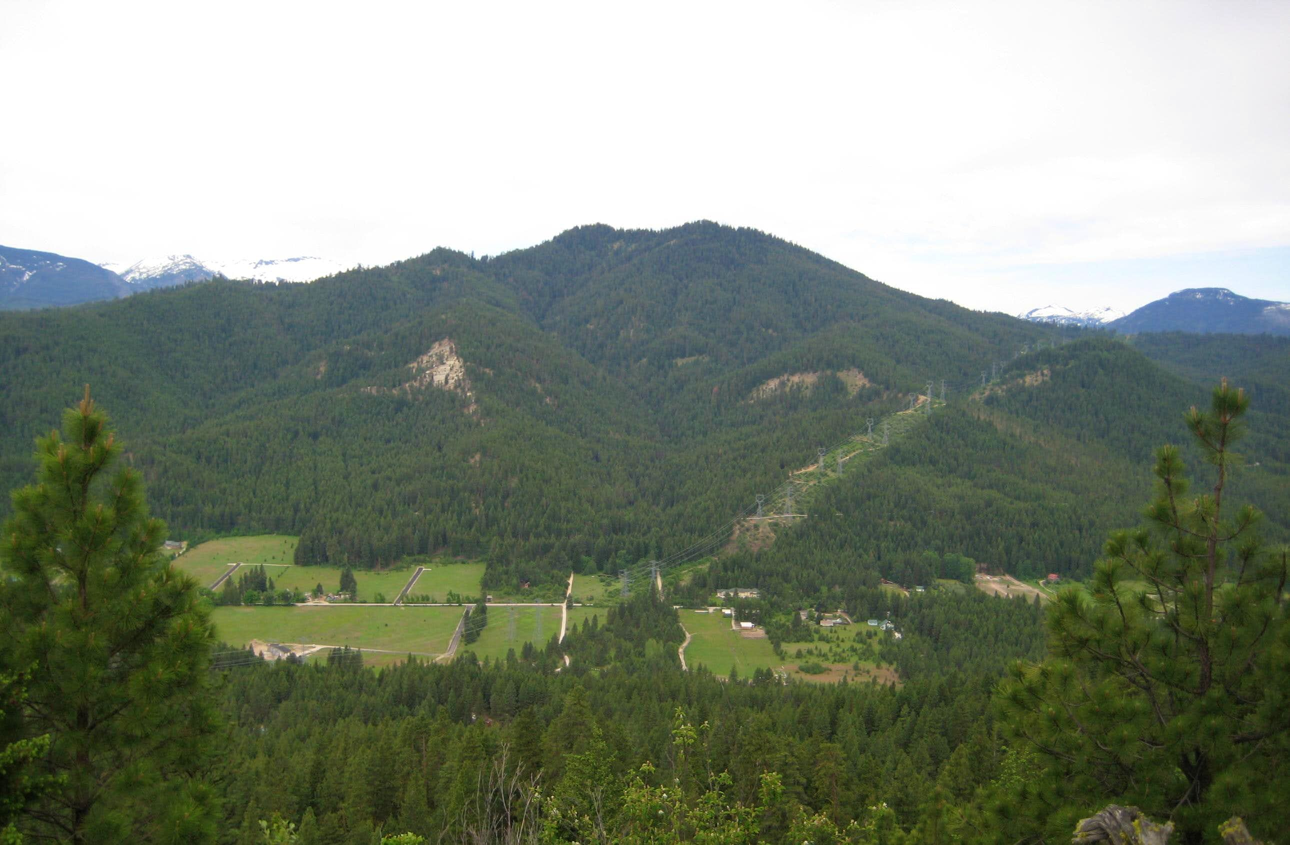 Natapoc Mountain