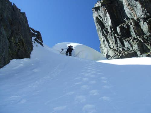 Bypassing the Cornice