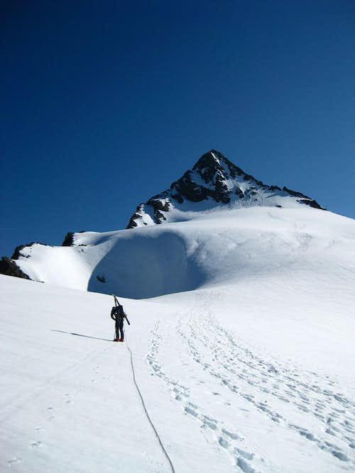 Mt. Shuksan Via Sulfide