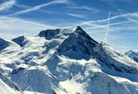 Le Grand Bec (3398m)