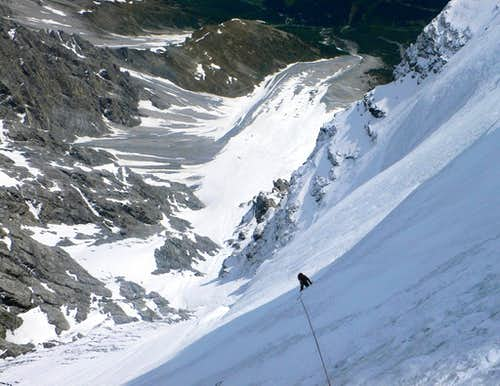The Ortler via North Wall