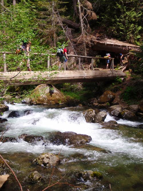 Lena Creek
