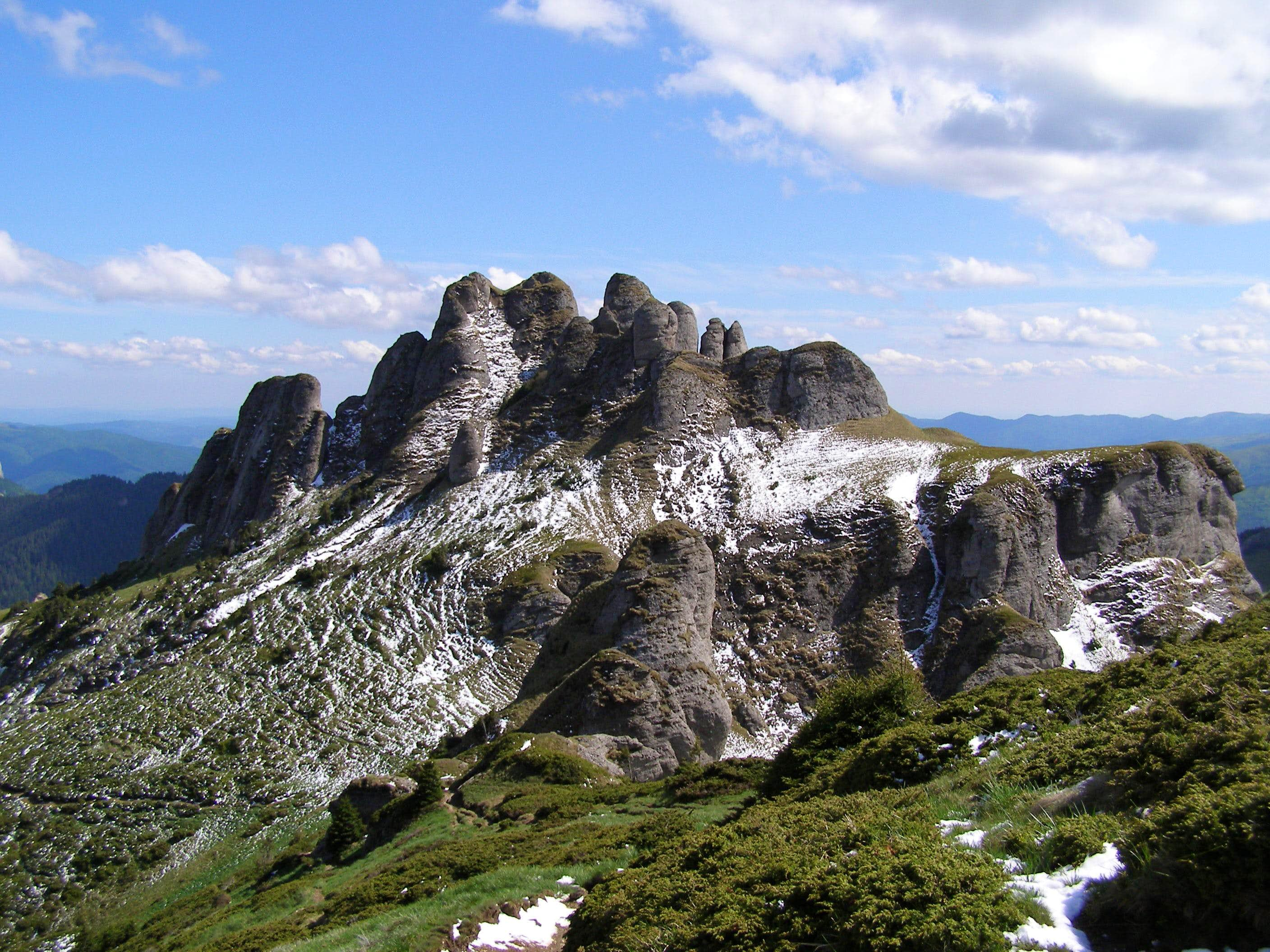 Ciucaş Mountains