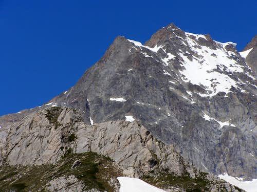 Petite Aiguille des Glaciers