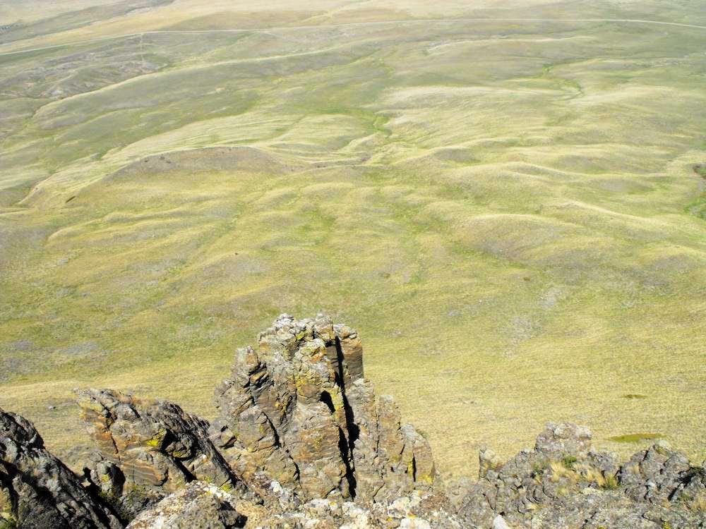 Crown Butte