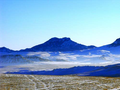 Mount Cecilia
