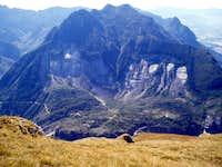 Mount Toc (Vajont landslide)