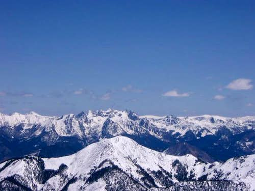 Awesome Mount Cowen from...