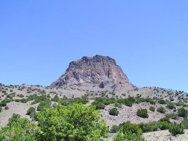 2 May 2004 - The west face...