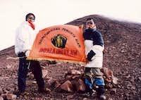 At Tugu Yudha after summit at...