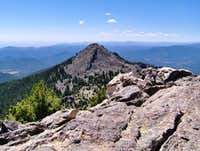 Twin Sisters South Summit