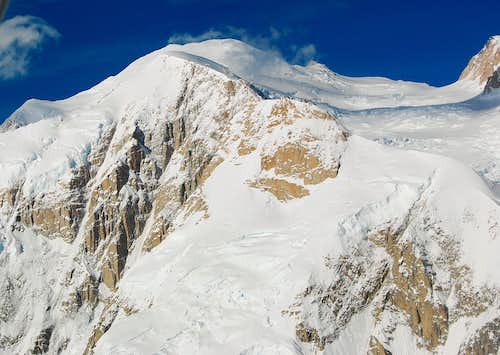 TOP OF NORTH AMERICA V-MOUNT MCKINLEY (20,320