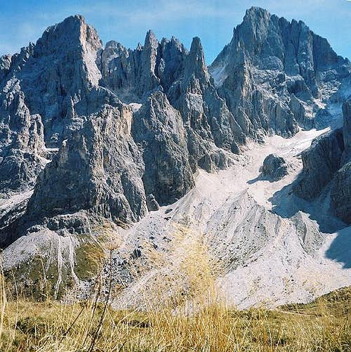 Cima dei Bureloni and Cima...