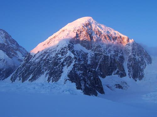 West Kilhiltna Peak