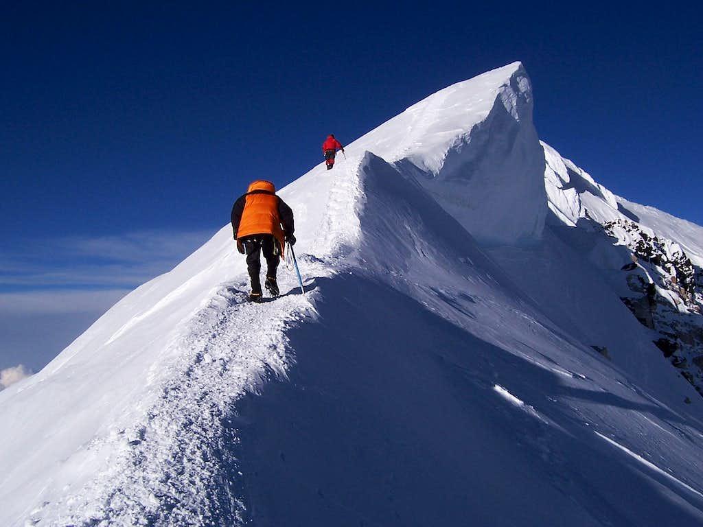 Summit Ridge- Close up