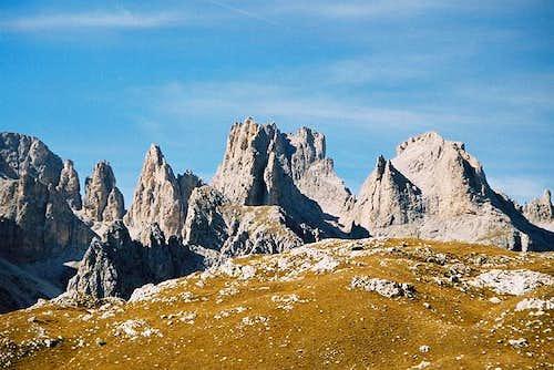 Cima di Val Grande, Campanile...
