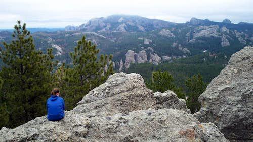 Sylvan Peak View