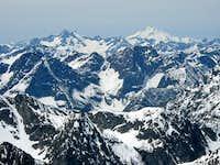 Bonanza Peak and Glacier Peak