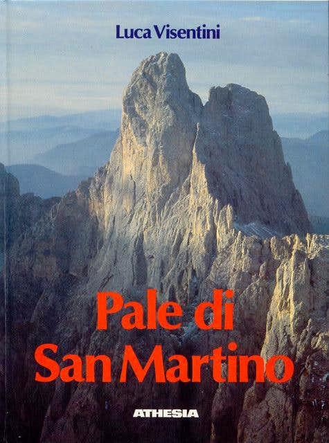 Book: Pale di San Martino by Luca Visentini